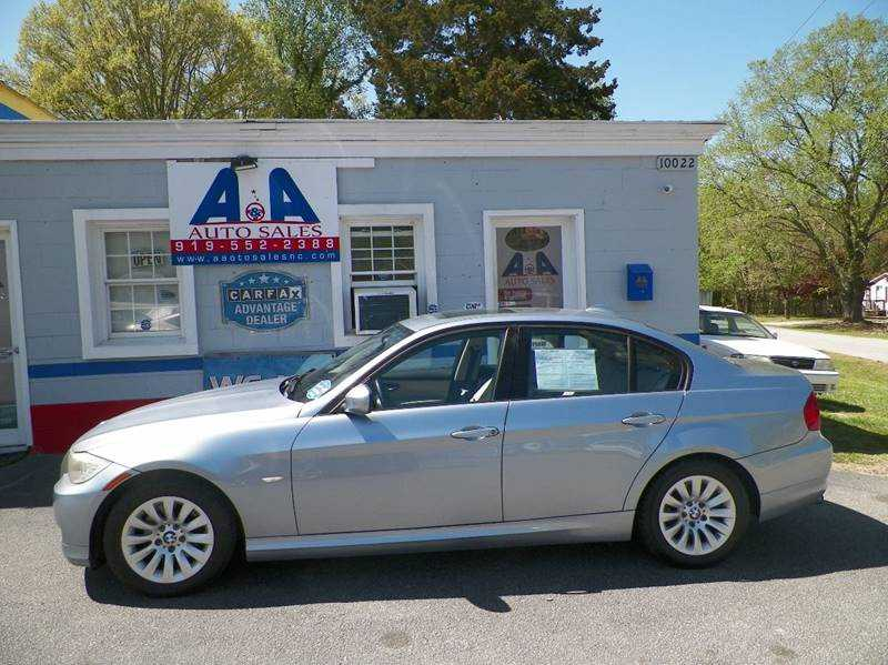 used BMW 3-Series 2009 vin: WBAPH735X9E128038