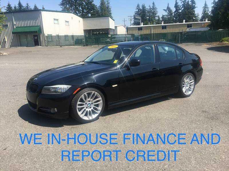 BMW 3-Series 2011 $12995.00 incacar.com