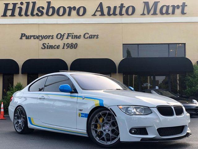 used BMW 3-Series 2011 vin: WBAKG7C54BE597984