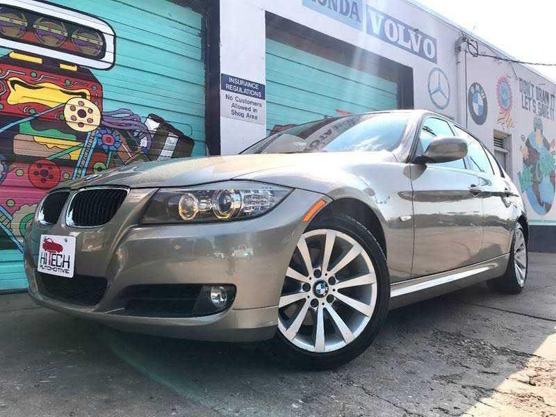 BMW 3-Series 2011 $9255.00 incacar.com