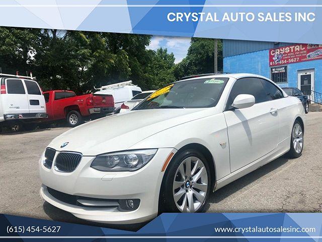 used BMW 3-Series 2012 vin: WBADW3C55CE822290