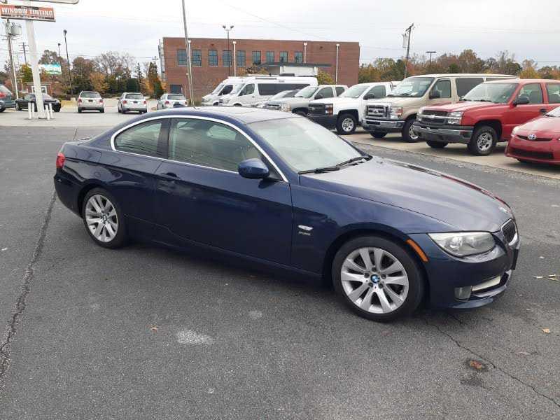 used BMW 3-Series 2013 vin: WBAKF3C5XDJ386231