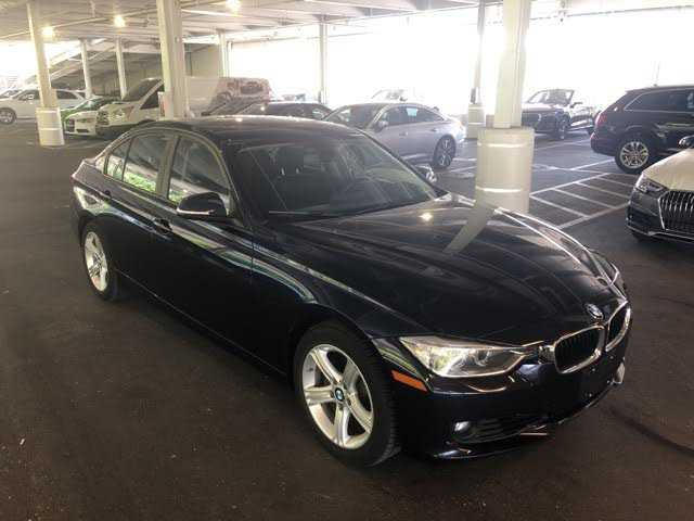 used BMW 3-Series 2013 vin: WBA3B3C56DF539898