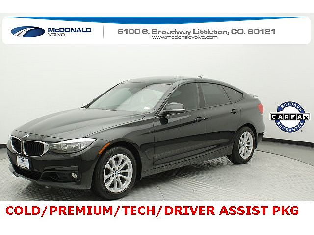 used BMW 3-Series 2015 vin: WBA3X5C55FD559961