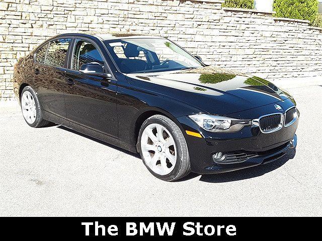 used BMW 3-Series 2015 vin: WBA3B3C51FJ984758