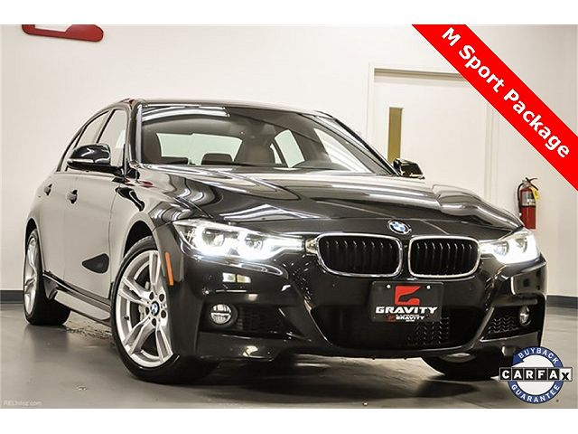 used BMW 3-Series 2016 vin: WBA8B7C54GK368691