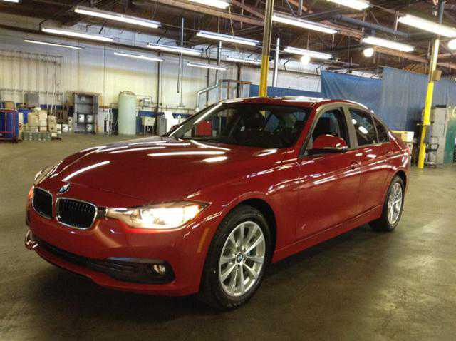 BMW 3-Series 2016 $26999.00 incacar.com