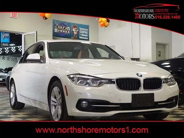 used BMW 3-Series 2016 vin: WBA8E3G57GNT80052