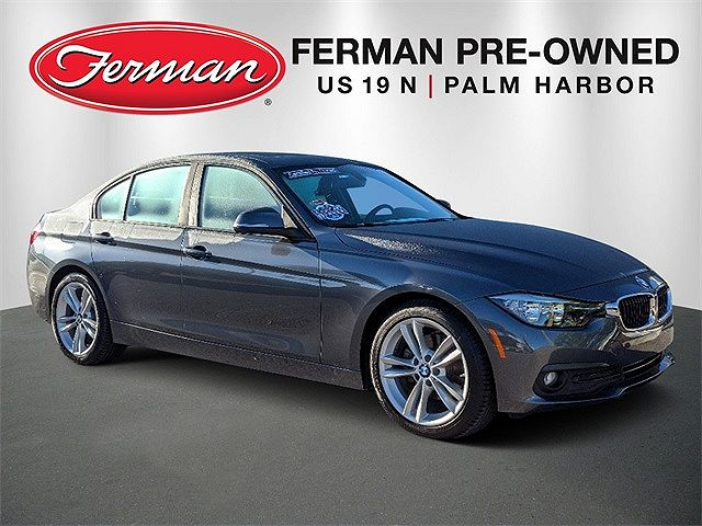 used BMW 3-Series 2016 vin: WBA8E1G52GNT35931