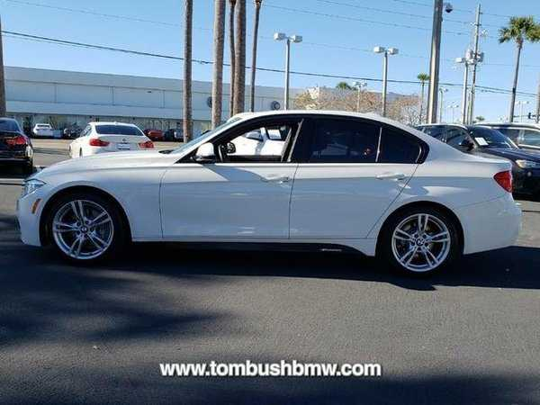 BMW 3-Series 2016 $26987.00 incacar.com