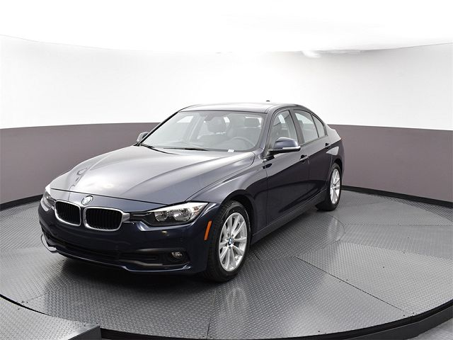 used BMW 3-Series 2017 vin: WBA8E1G55HNU13927