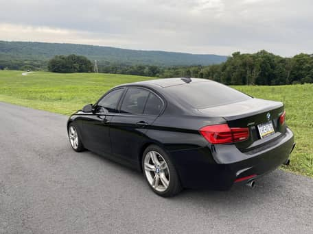 2017 BMW 340i