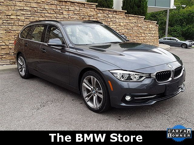 used BMW 3-Series 2017 vin: WBA8K3C51HK678520