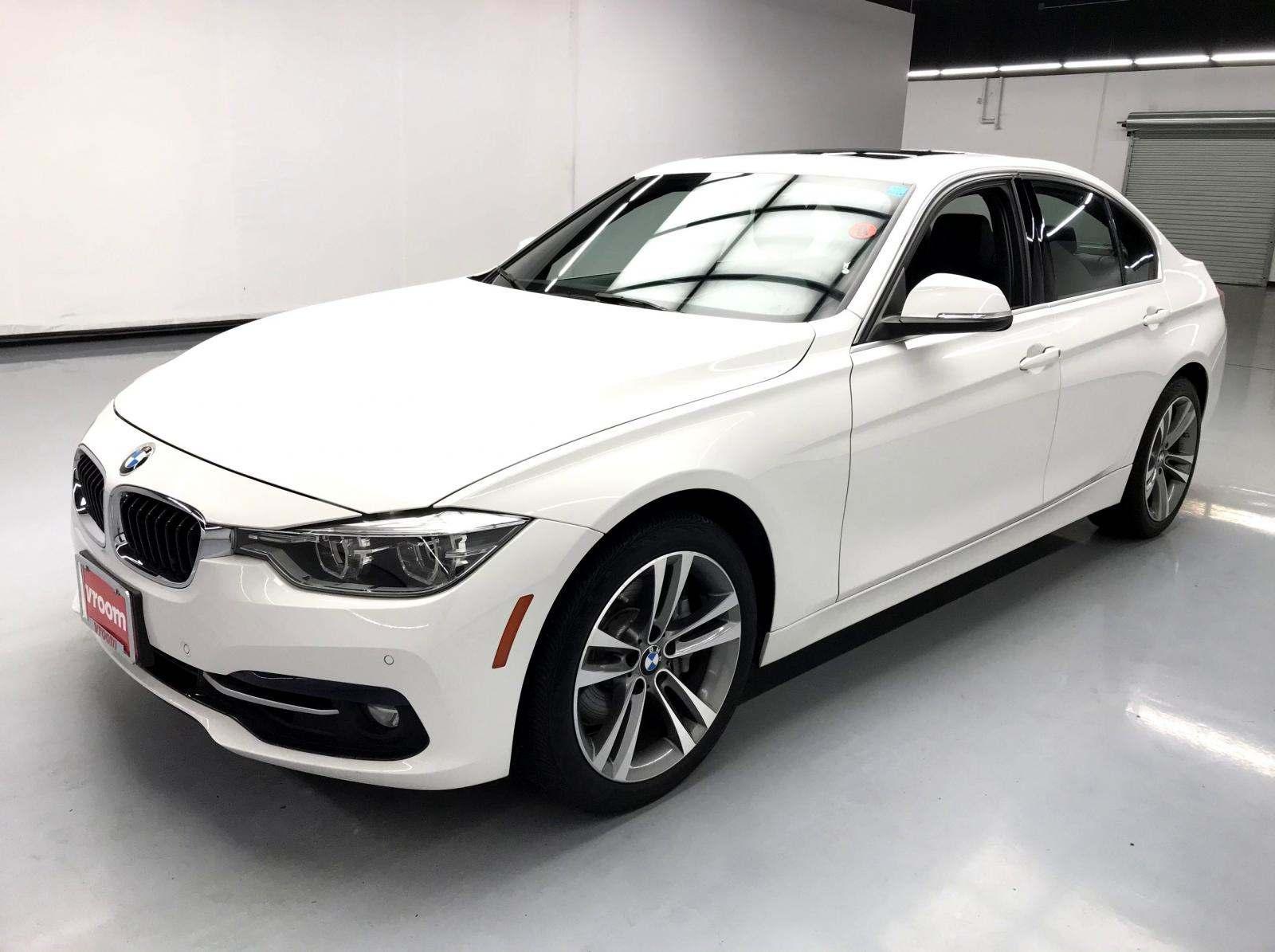 used BMW 3-Series 2017 vin: WBA8B7G57HNU37349