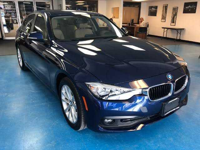 used BMW 3-Series 2017 vin: WBA8E1G58HNU15008