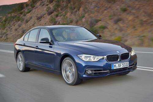 BMW 3-Series 2018 $38990.00 incacar.com