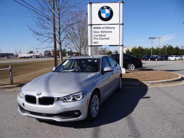 BMW 3-Series 2018 $32129.00 incacar.com