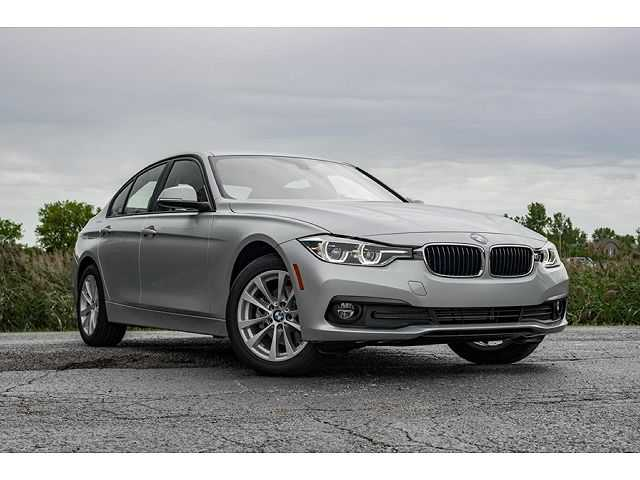 BMW 3-Series 2018 $37905.00 incacar.com