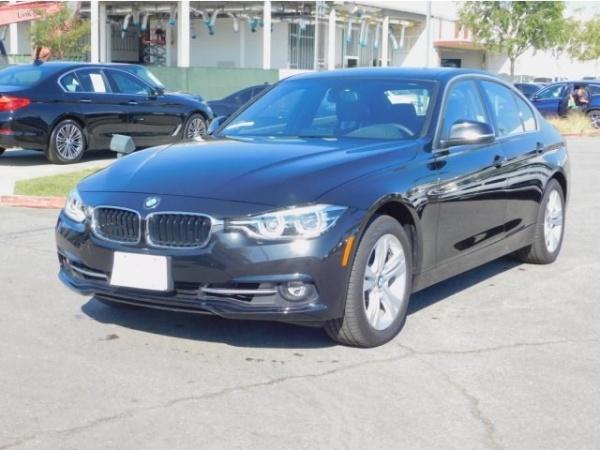 BMW 3-Series 2018 $41777.00 incacar.com