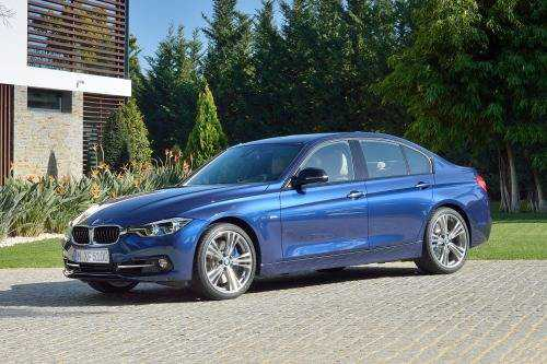 BMW 3-Series 2018 $36540.00 incacar.com