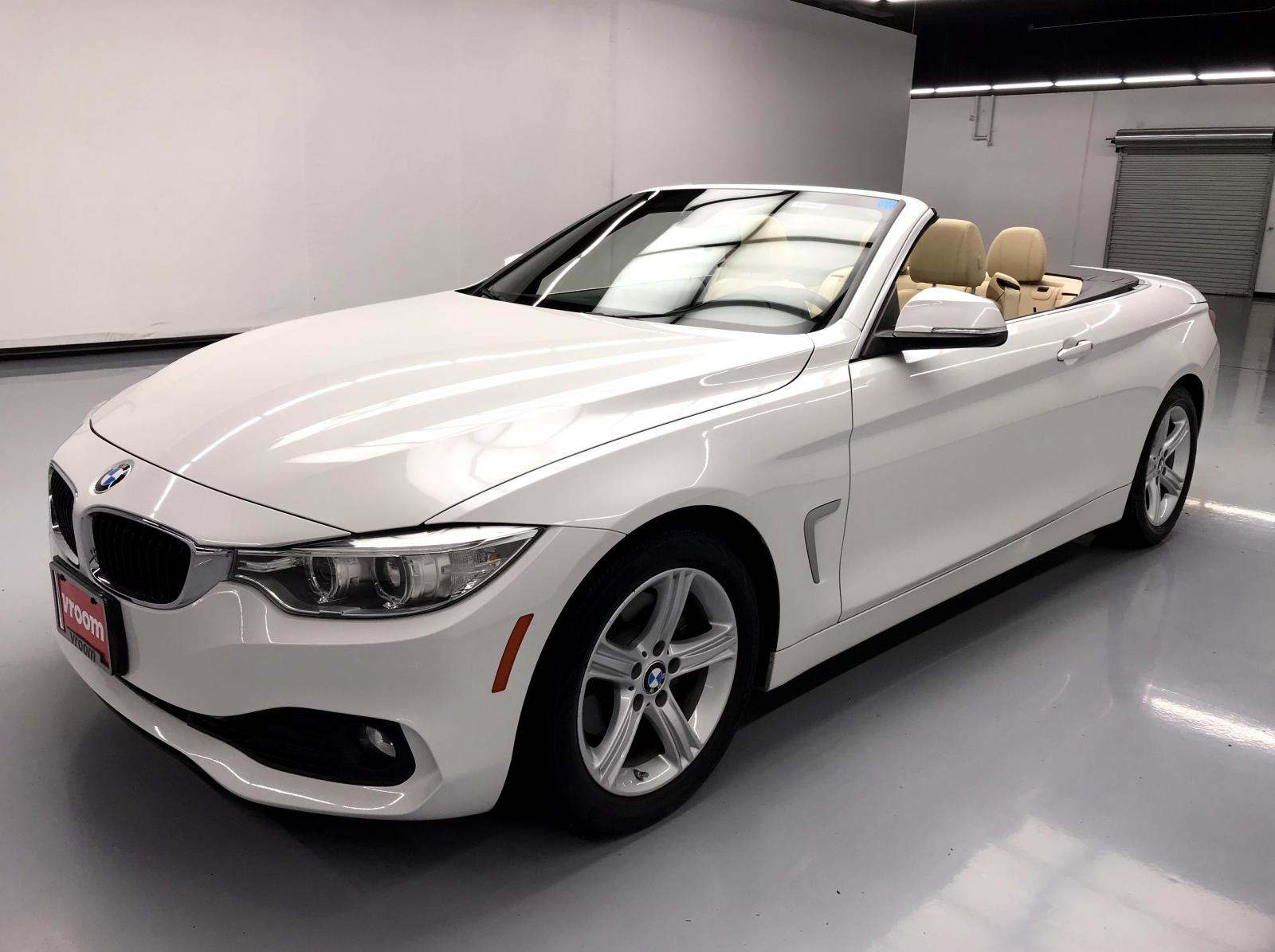 used BMW 4-Series 2014 vin: WBA3V5C5XEP748012