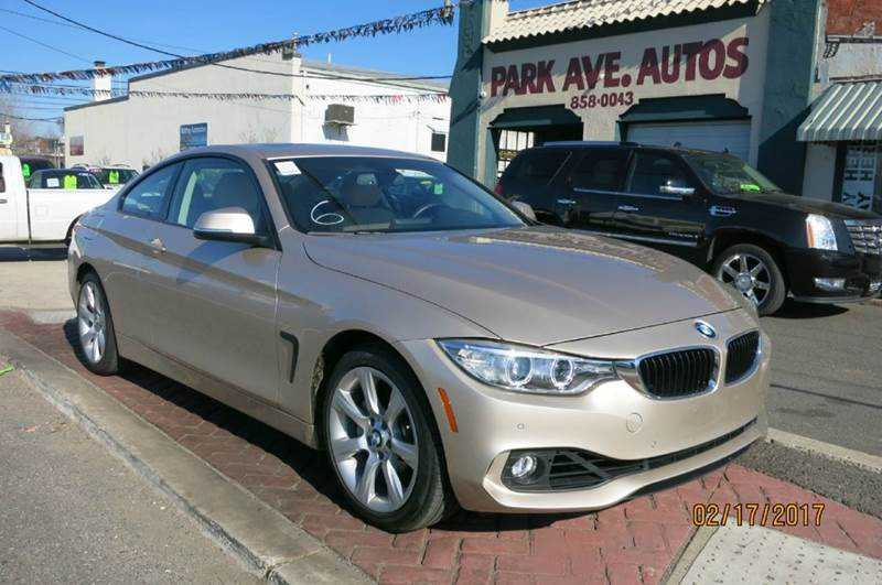BMW 4-Series 2014 $25995.00 incacar.com