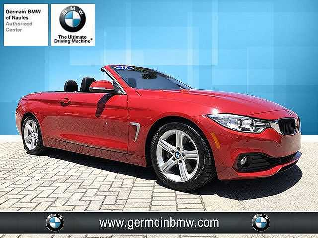BMW 4-Series 2015 $31985.00 incacar.com