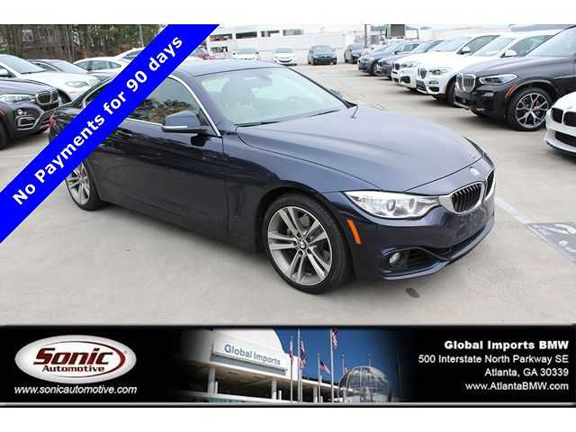 BMW 4-Series 2016 $25981.00 incacar.com