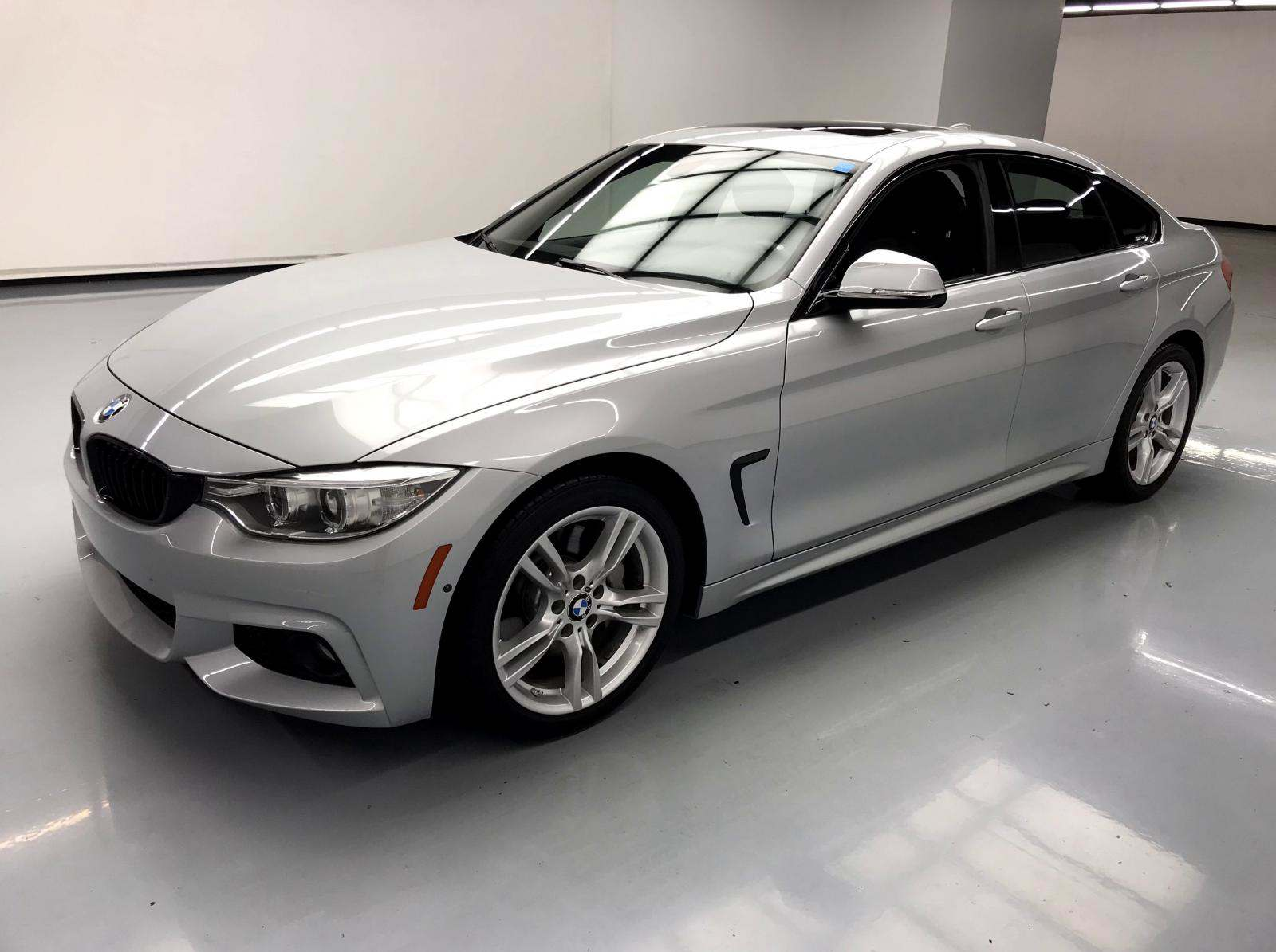 used BMW 4-Series 2017 vin: WBA4F7C52HG438017