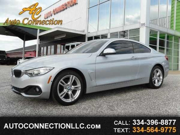 BMW 4-Series 2017 $17995.00 incacar.com