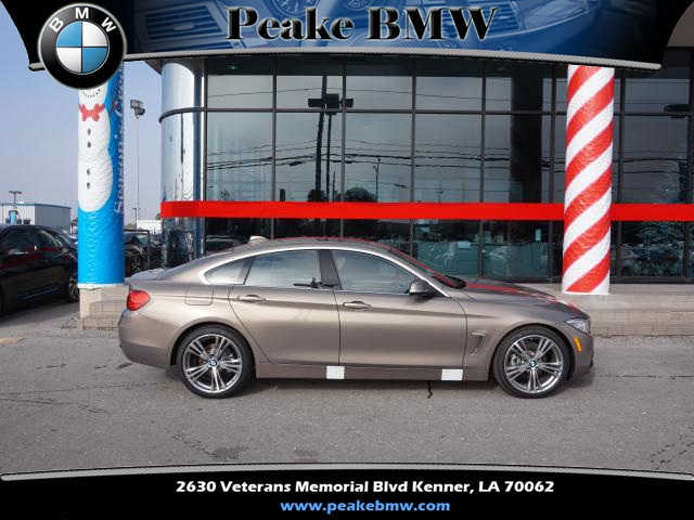 BMW 4-Series 2017 $50795.00 incacar.com
