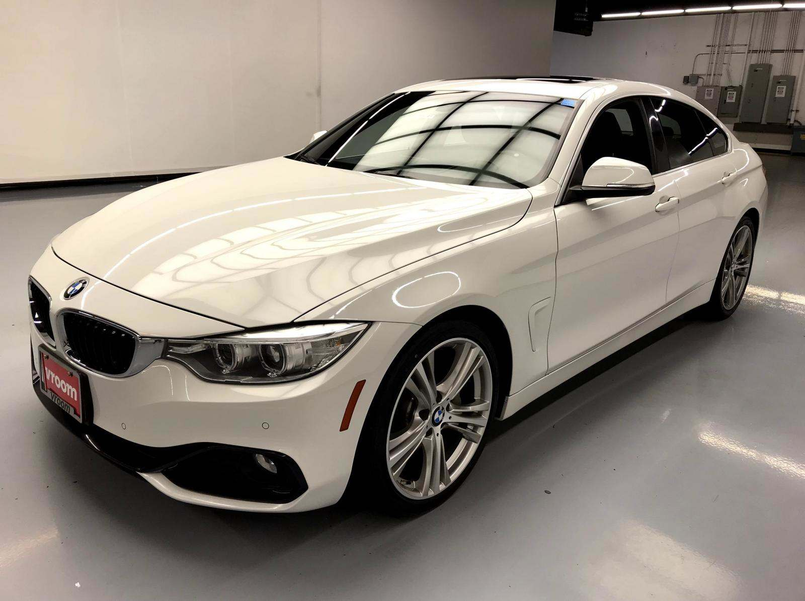 used BMW 4-Series 2017 vin: WBA4E3C57HG187085