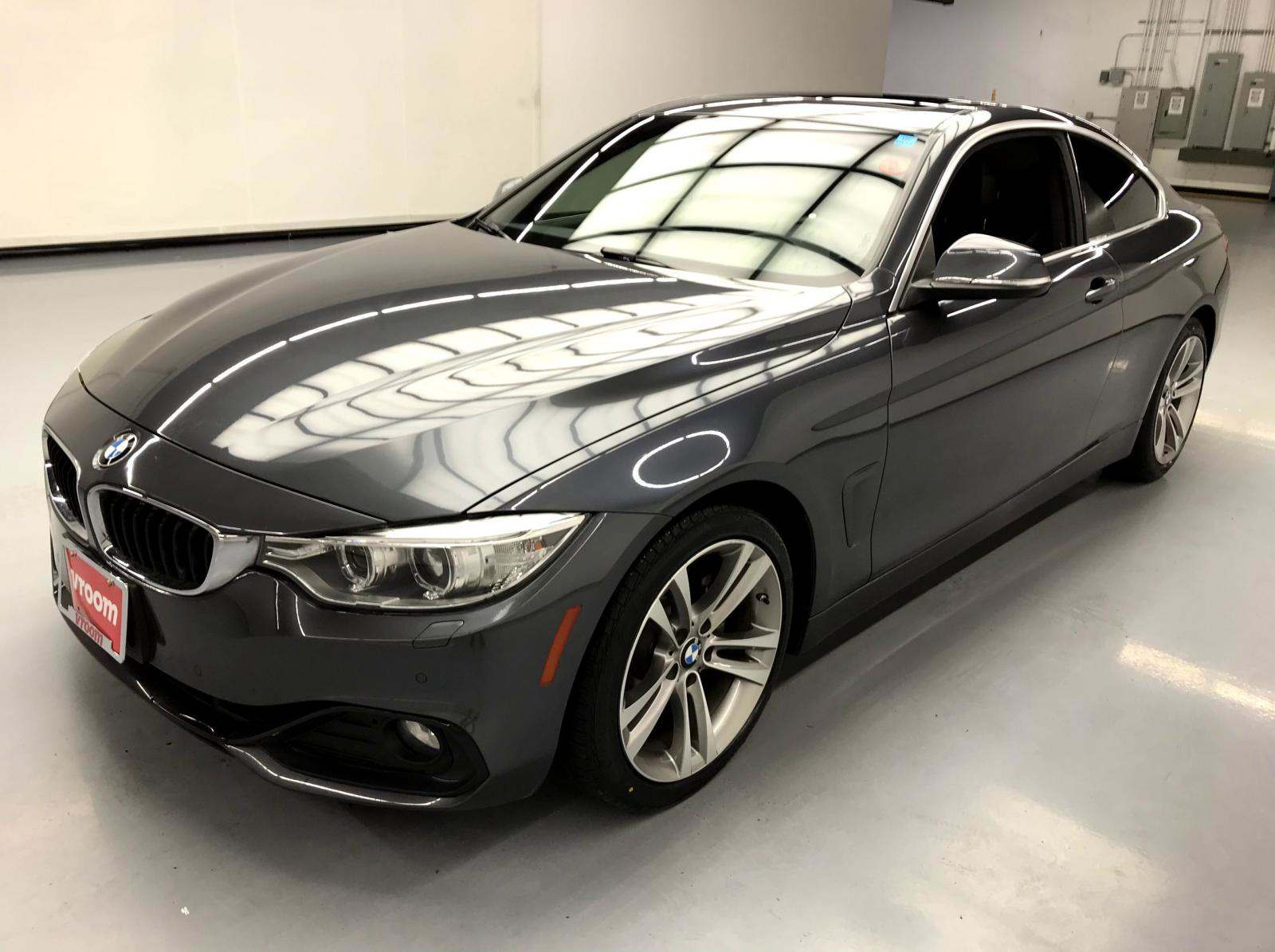 used BMW 4-Series 2017 vin: WBA4R7C51HK679748