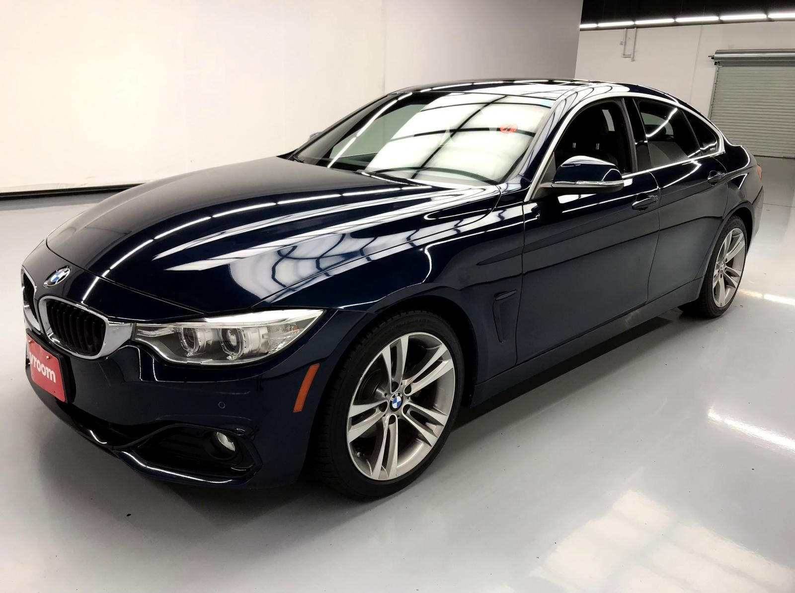 used BMW 4-Series 2017 vin: WBA4F7C5XHG785952