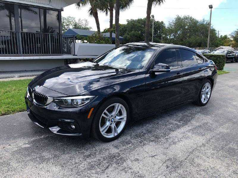 BMW 4-Series 2018 $31900.00 incacar.com