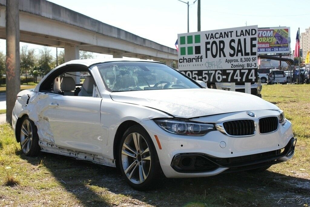 BMW 4-Series 2018 $10950.00 incacar.com