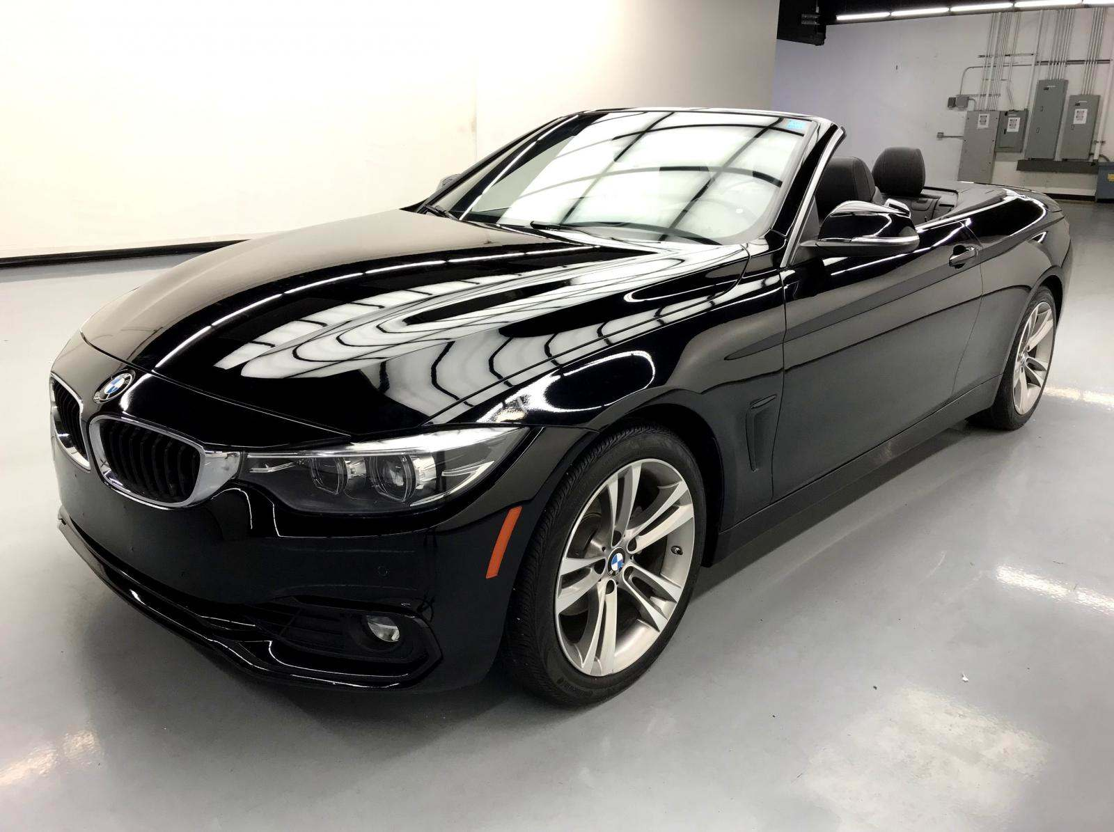 used BMW 4-Series 2019 vin: WBA4Z1C57KEE44678