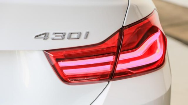 BMW 4-Series 2019 $40345.00 incacar.com