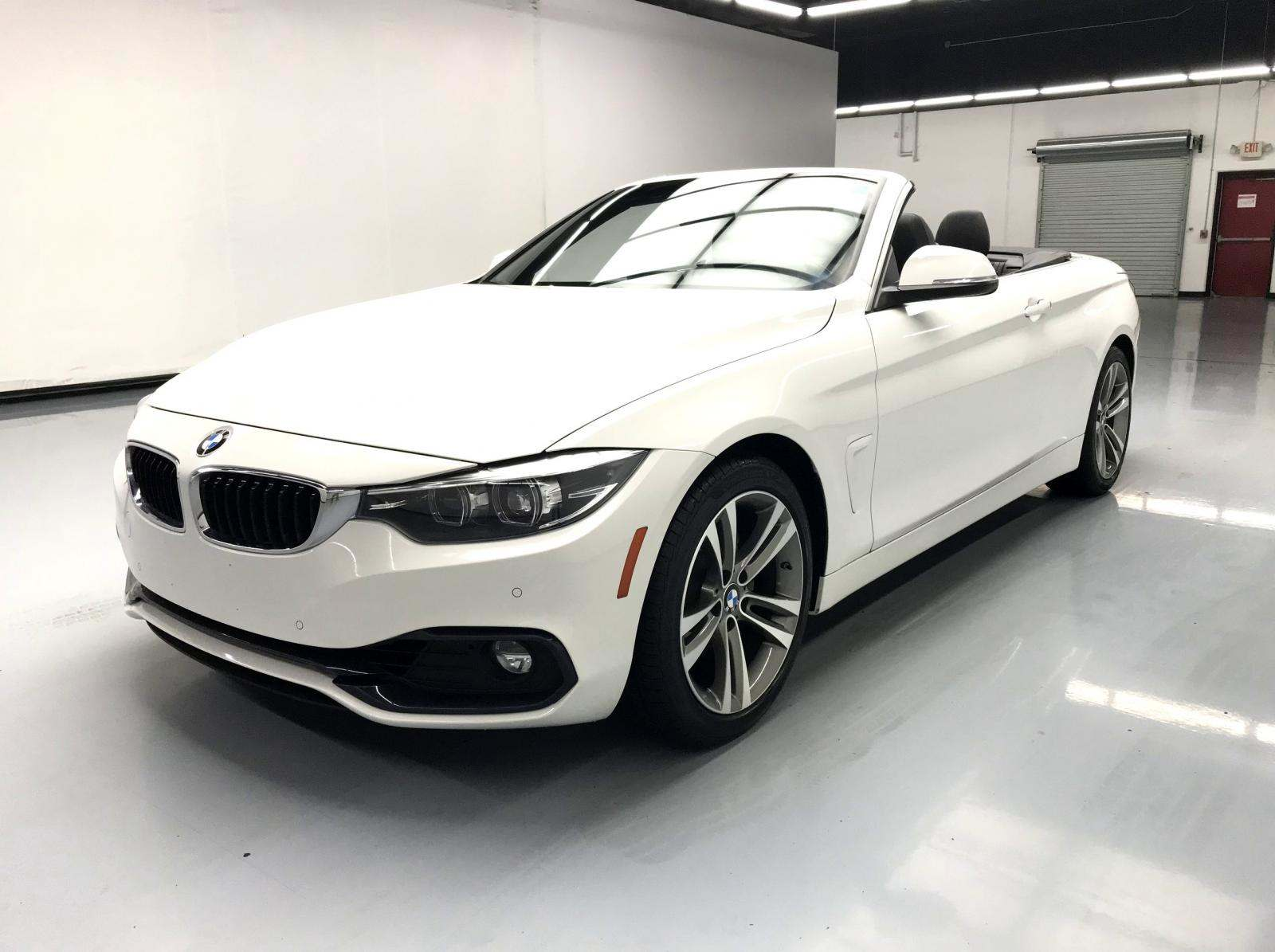 used BMW 4-Series 2019 vin: WBA4Z1C53KEE44791