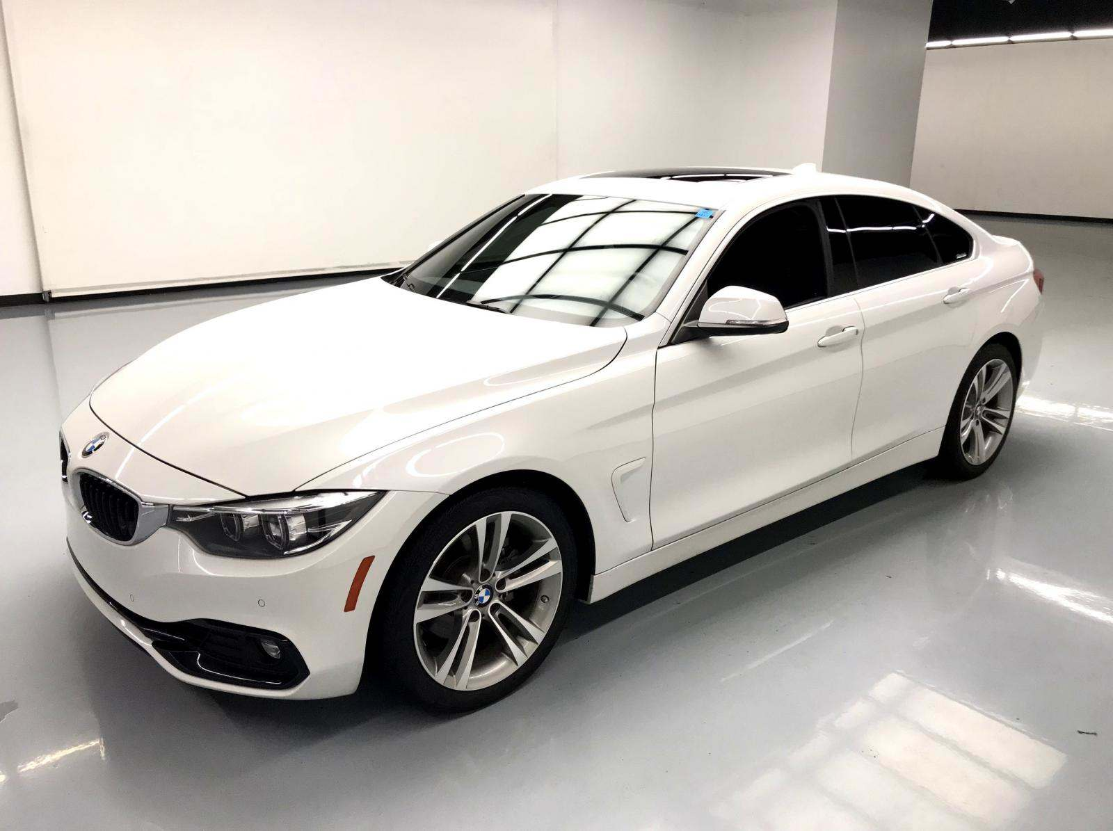 used BMW 4-Series 2019 vin: WBA4J1C57KBM14618