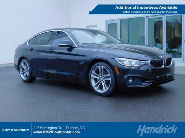 BMW 4-Series 2019 $49030.00 incacar.com