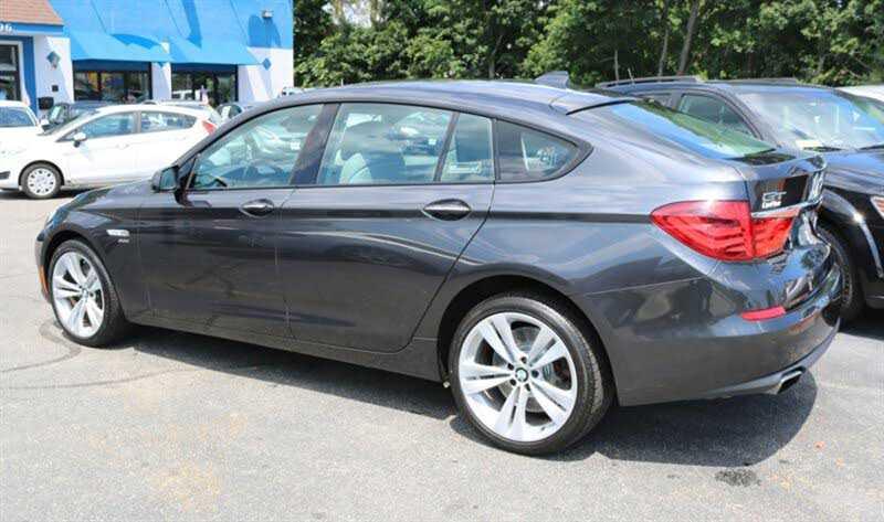 used BMW 5 Series Gran Turismo 2010 vin: WBASP4C58AC341274