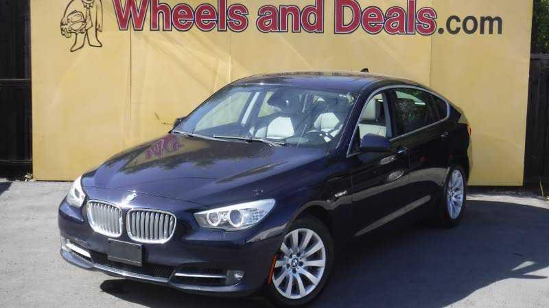 used BMW 5 Series Gran Turismo 2010 vin: WBASN4C59AC209646