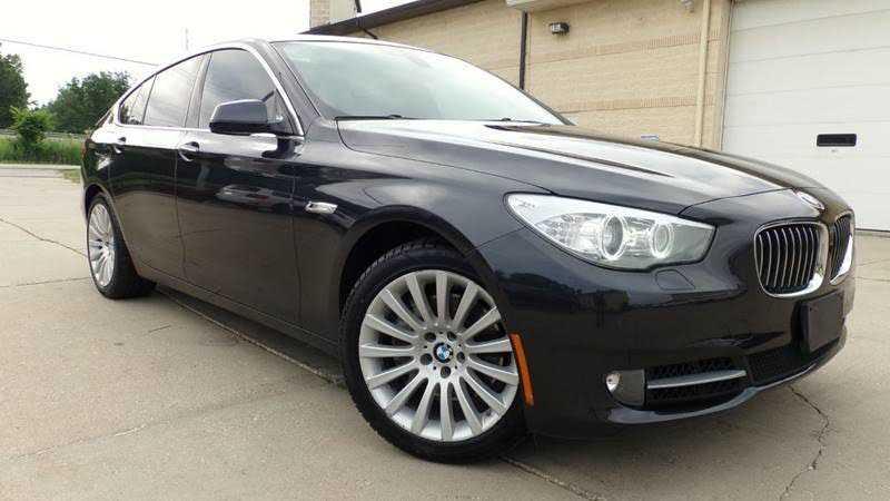 used BMW 5 Series Gran Turismo 2013 vin: WBASN2C50DC202528
