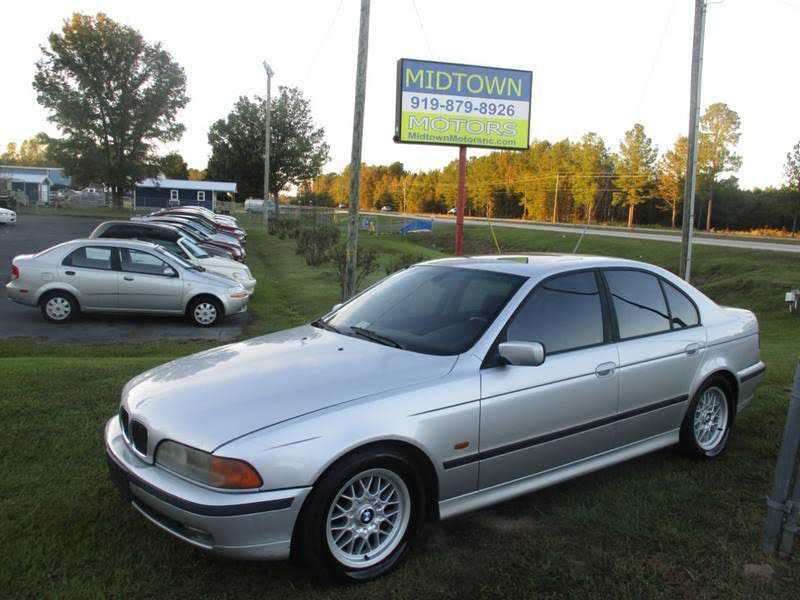 BMW 5-Series 2000 $3495.00 incacar.com
