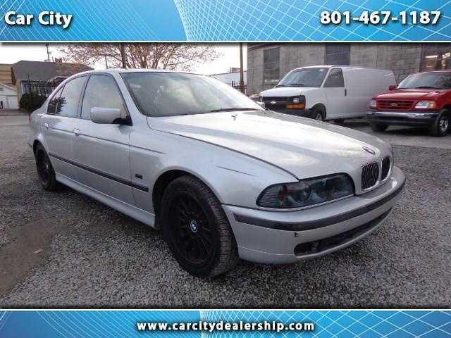 BMW 5-Series 2002 $5995.00 incacar.com