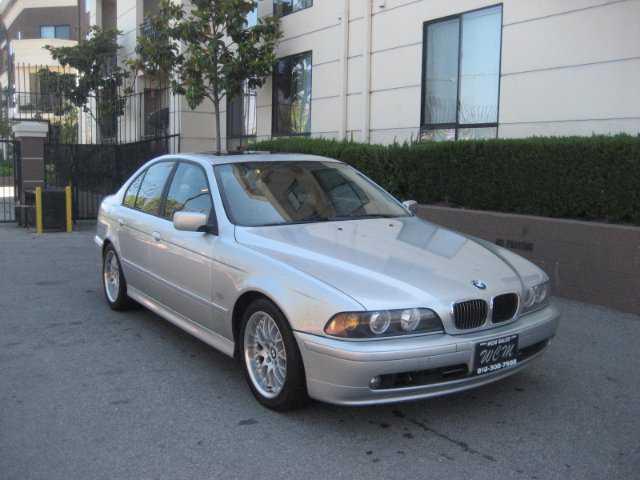 BMW 5-Series 2002 $3450.00 incacar.com