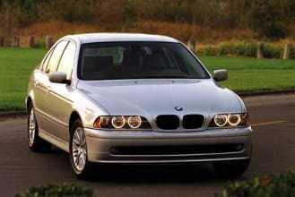 used BMW 5-Series 2002 vin: WBADT63402CH94252