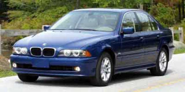 BMW 5-Series 2003 $4495.00 incacar.com