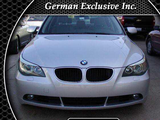 BMW 5-Series 2004 $8999.00 incacar.com